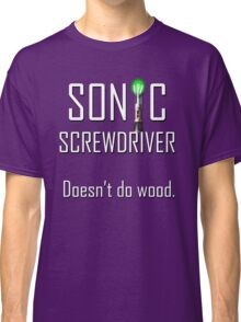 Sonic Screwdriver Classic T-Shirt