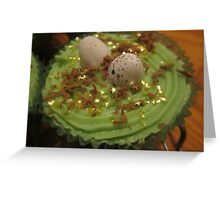 Chocolately Easter Dreams Greeting Card