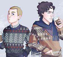Autumn Baker Street Boys by enerjax