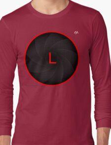 Mediarena Canon L lens L T-shirt Long Sleeve T-Shirt