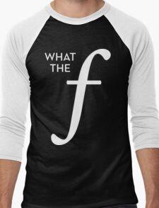 What the aperture Men's Baseball ¾ T-Shirt