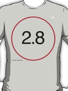 Mediarena Canon L 2.8 T-shirt T-Shirt