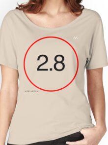 Mediarena Canon L 2.8 T-shirt Women's Relaxed Fit T-Shirt