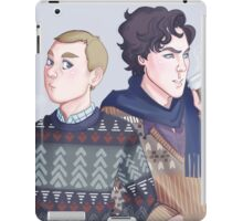 Autumn Baker Street Boys iPad Case/Skin