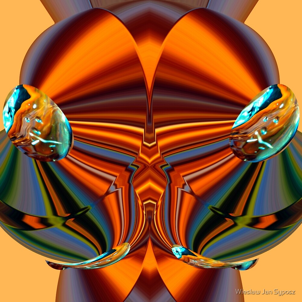 Darth Vader by Wieslaw Jan Syposz