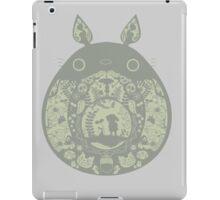 Inside Totoro iPad Case/Skin