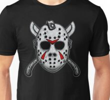 Friday the 13th Jason Mask Unisex T-Shirt