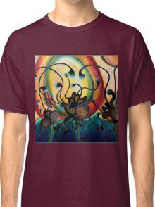 Exraterrestrial Flora.. Classic T-Shirt