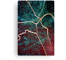 Hold on to People The're Falling Away Canvas Print
