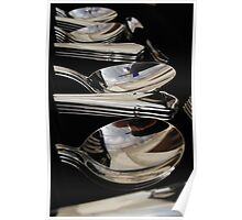 The good cutlery Poster