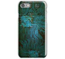 Electro City iPhone Case/Skin