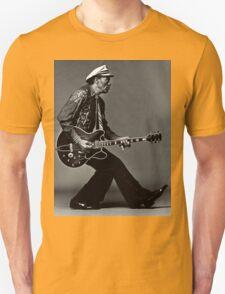 Black Guitarist T-Shirt