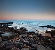 Newport Rocks by MiImages