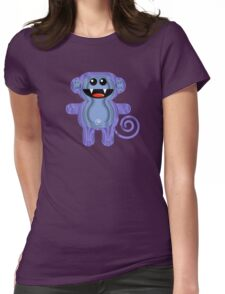 MUNKEY 3 Womens Fitted T-Shirt