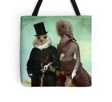 Mr. and Mrs. Schnabel Tote Bag