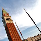 St Mark's Campanile by Ruth Smith