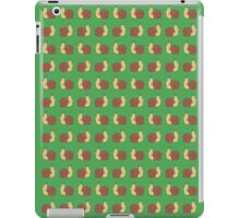 Adventure Time Snail - Small Rows iPad Case/Skin