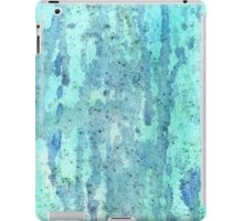 Bayou in Blue iPad Case/Skin