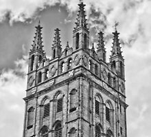 St Mary's Church, Warwick by Audrey Clarke