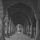Arched passage by Mudit's Photography