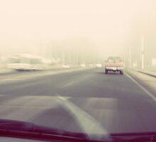 On a Foggy Morn... by ElaineKelly