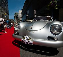Porsche 356 Carrera by jezza323
