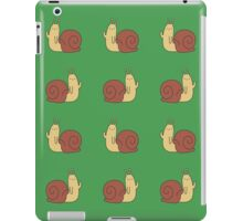 Adventure Time Snail - Small Sticker Set iPad Case/Skin