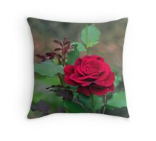 The Other Rose Throw Pillow