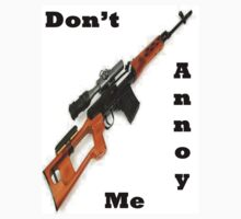 Don't annoy me by Stephen Kane