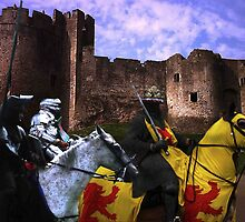 A Knight's Quest by Dawn B Davies-McIninch
