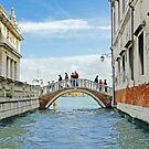 Oh to be in Venice... by Harry Oldmeadow