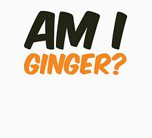 Doctor Who Am I Ginger? Unisex T-Shirt