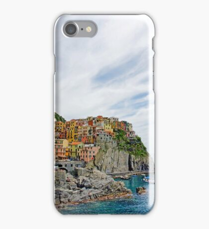 Vernazza iPhone Case/Skin