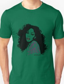Donna Summer Portrait Sketch T-Shirt