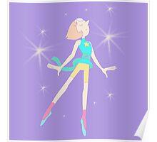 Steven Universe - Pearl Regen Poster