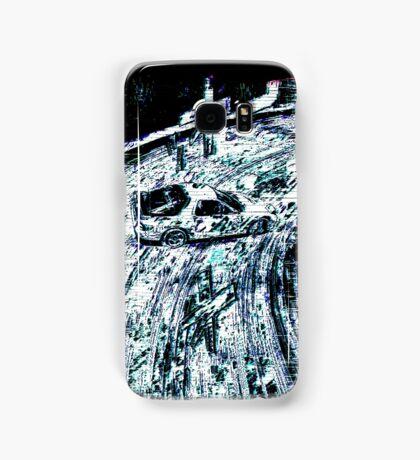 Midnight Touge Run Samsung Galaxy Case/Skin