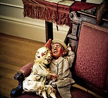 pittock mansion puppets by bellaillume