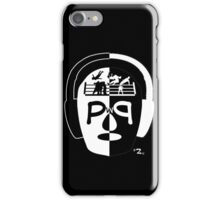 Lucha On The Brain Hollywood Edition iPhone Case/Skin