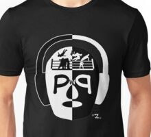 Lucha On The Brain Hollywood Edition Unisex T-Shirt