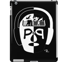 Lucha On The Brain Hollywood Edition iPad Case/Skin