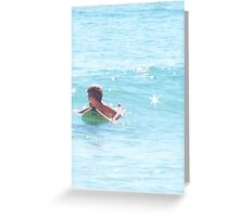 Surf Fairies Greeting Card