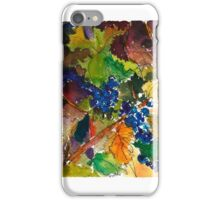 Vineyard Color iPhone Case/Skin