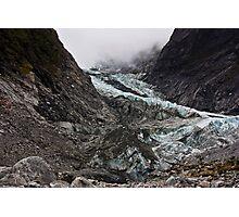 Franz Joseph glacier #1 Photographic Print