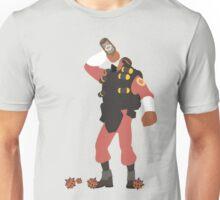 TF2 - Demo / RED Team Unisex T-Shirt