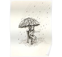 Raining and Pouring Poster