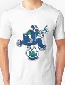 Rioting Johnny 2 Unisex T-Shirt