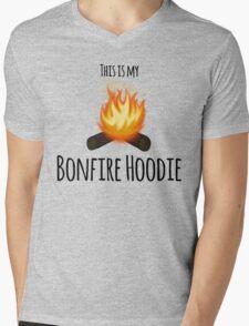 My Bonfire Hoodie Mens V-Neck T-Shirt