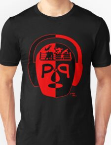 Lucha On The Brain Wolfpac Edition T-Shirt