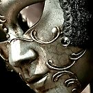 Venetian Mask by Andrew Walker