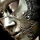 Venetian Mask by Drew Walker